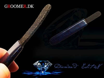 DIAMOND EDITION - stripping knife COARSE