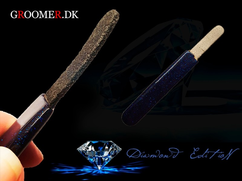 DIAMOND EDITION - stripping knife FINE