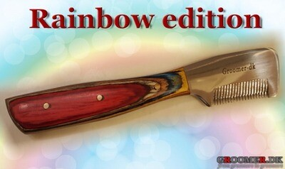 Danish RAINBOW edition knife - FINE