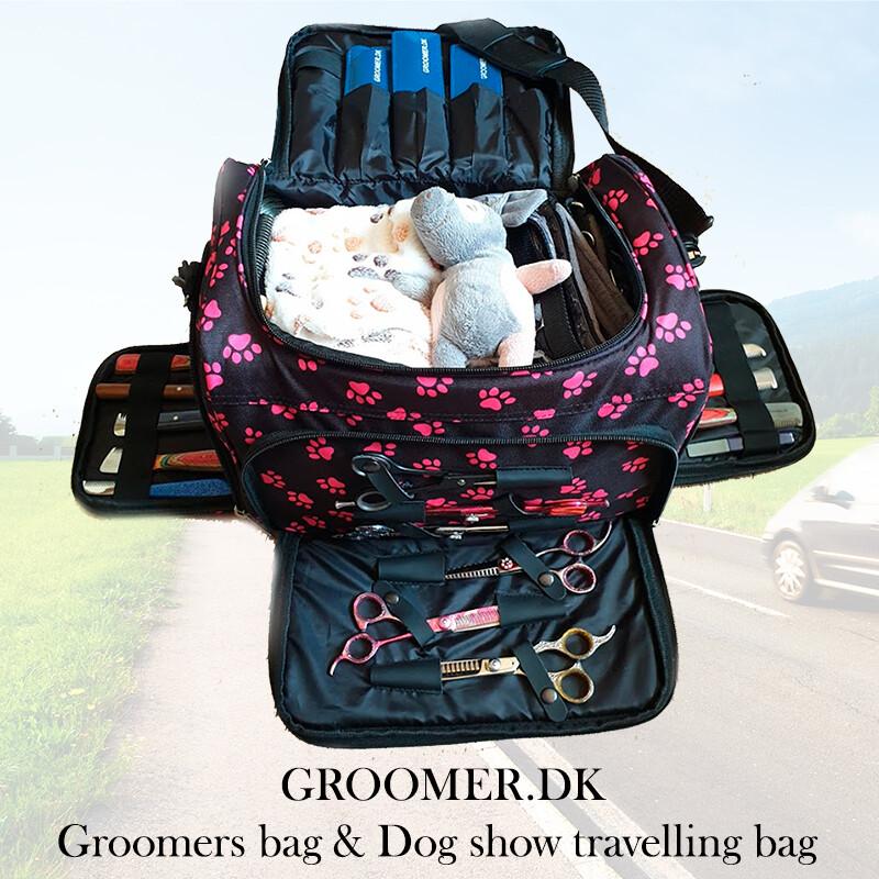 GROOMER.DK Travelling/groomers SMART BAG