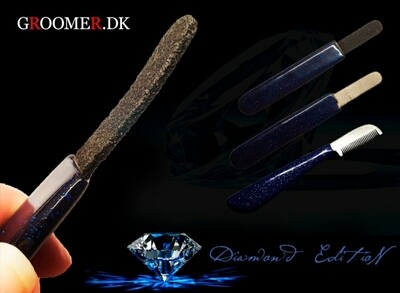 Diamond edition set of 4 knives