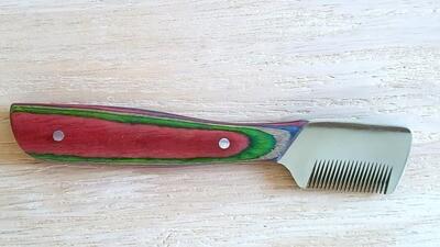 Danish RAINBOW edition knife - FINE