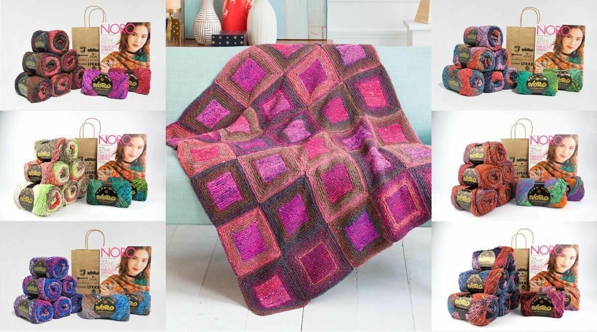 Square in Square Blanket Kit I