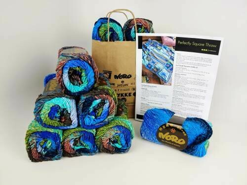Perfectly Square Throw Kit  - A