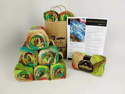 Perfectly Square Throw Kit - C