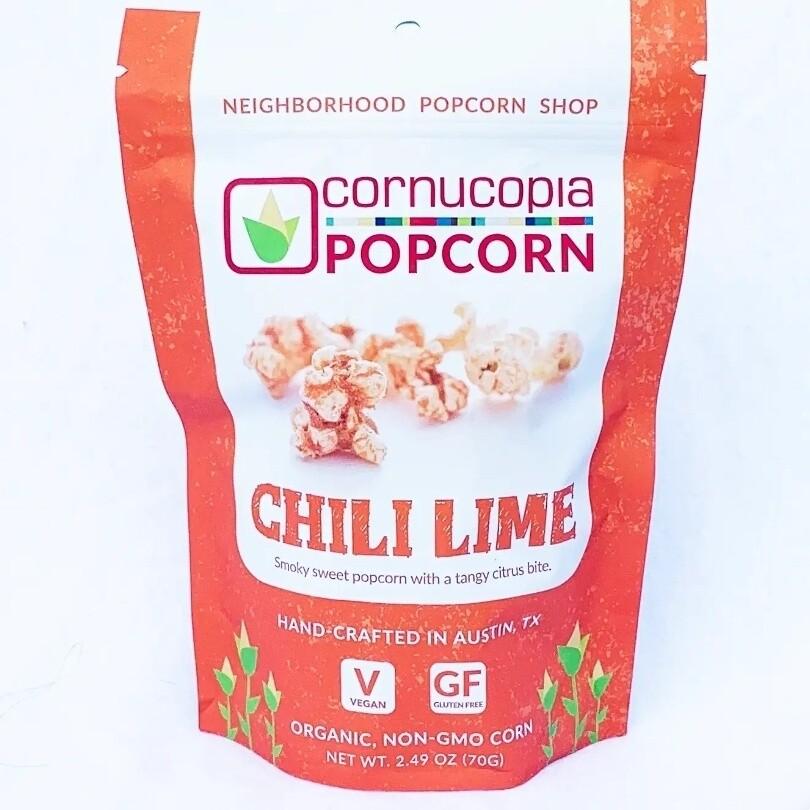 Chile Lime Popcorn