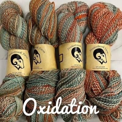 Entropy DK Oxidation