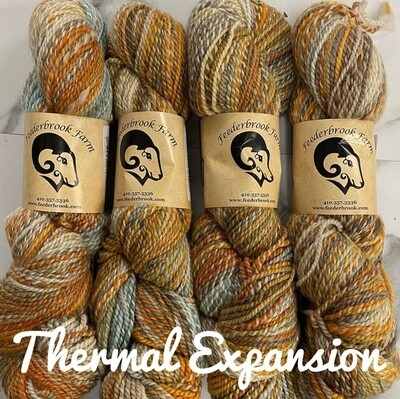 Entropy DK Thremal Expansion