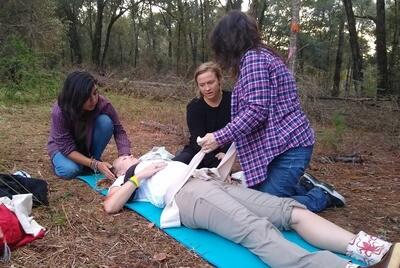 Nov 21-28, 2020 (Student) Wilderness First Responder