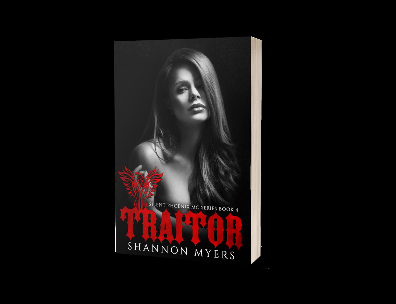 Traitor (SPMC Series Book 4)