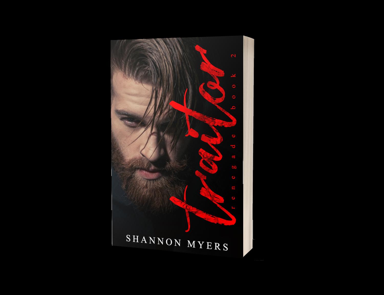 Traitor (SPMC Book 4) 2018 Edition
