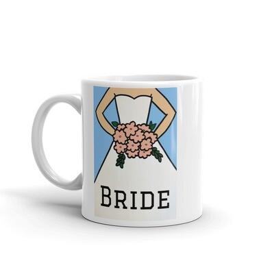 """Team Bride"" Mug"