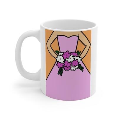Bridesmaid Mug (More Colors)