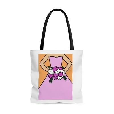 Bridesmaid Tote Bag (More Colors)