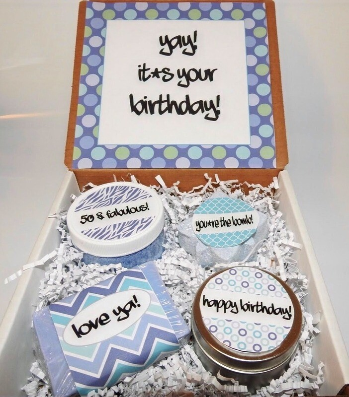 Yay It's Your Birthday Spa Pack (Graffiti Font)