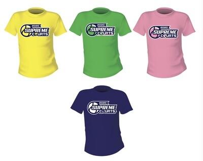 2020 Junior Team Tennis Team Shirts