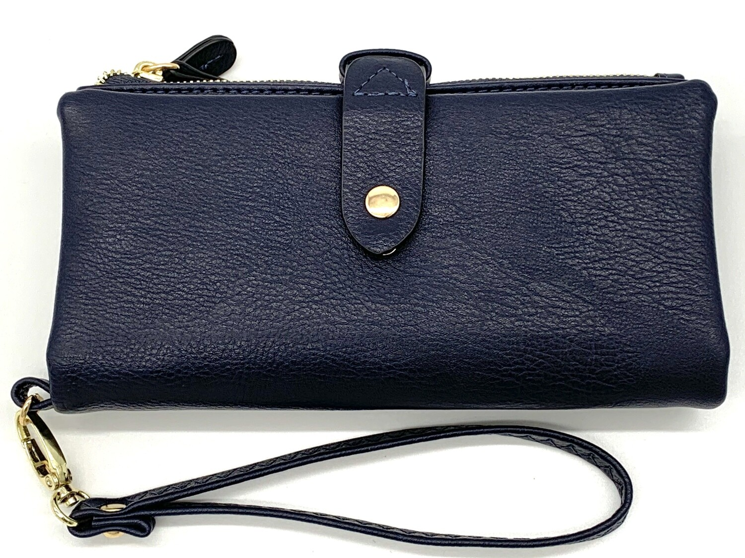 5268 Cell Phone Wristlet/Wallet navy