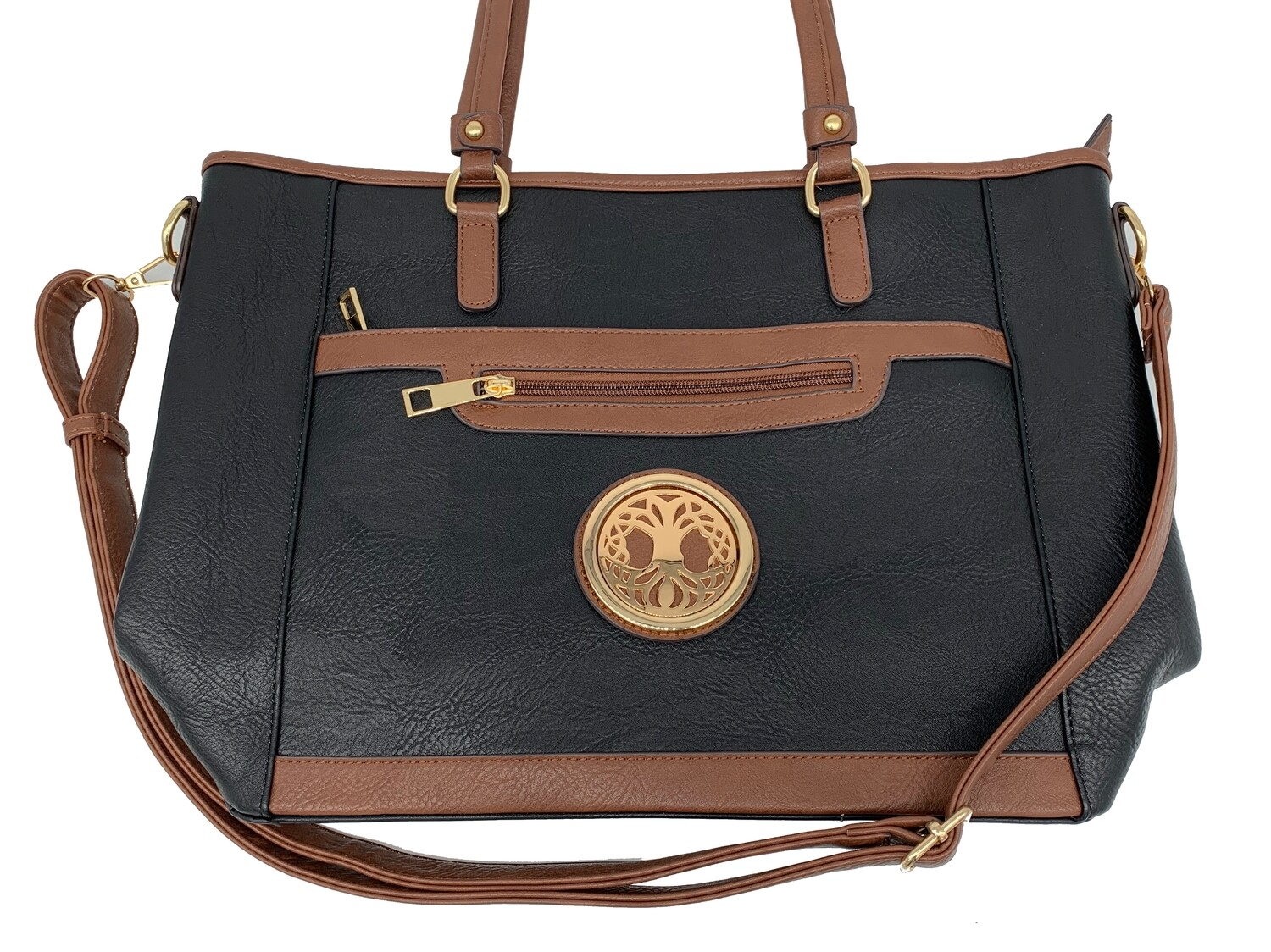 7115 All Day Cross Body Tote black