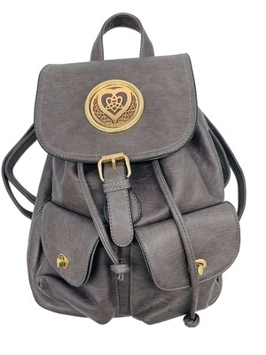653471 Structure Back Pack dk gray