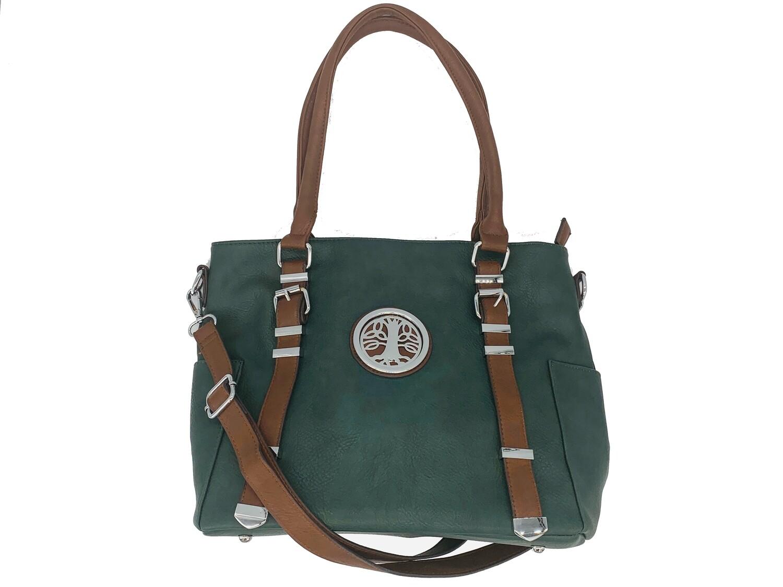151 Buckle Bag hunter grn