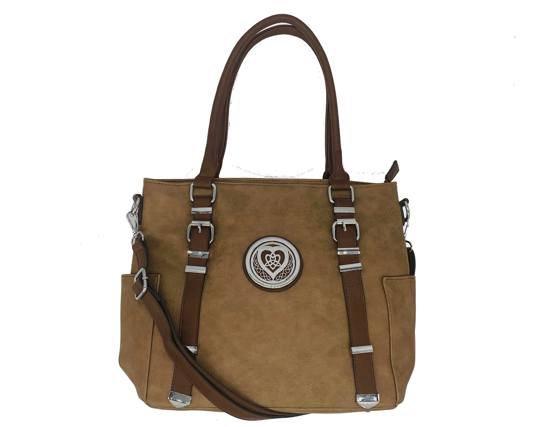 151 Buckle Bag Khaki