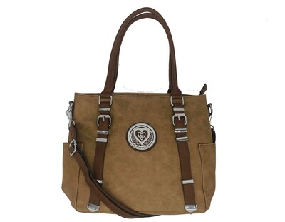 151 Buckle Bag Khaki