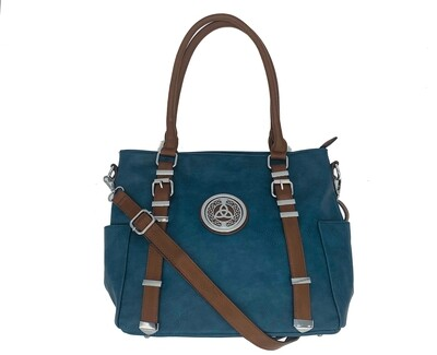 151 Buckle Bag teal