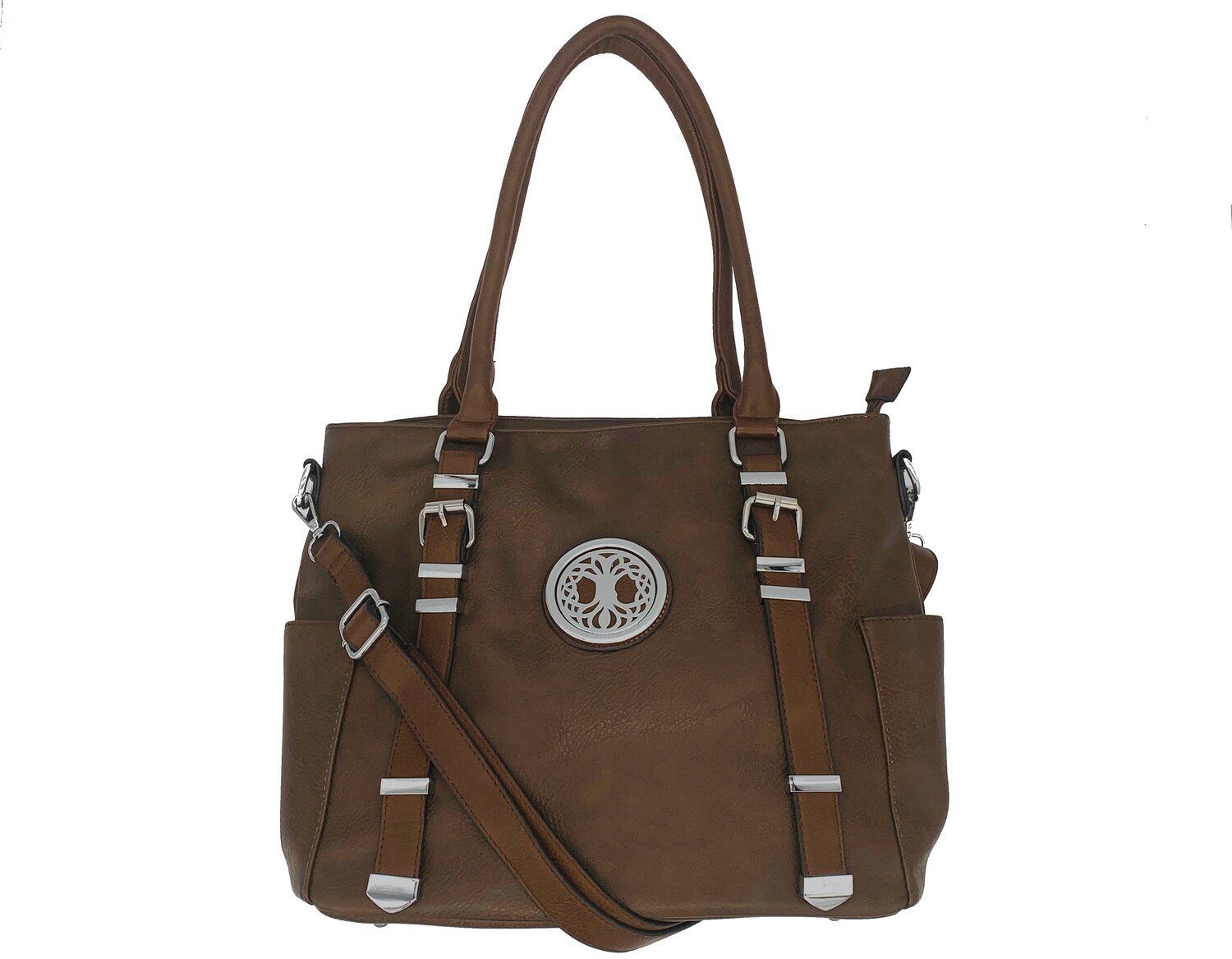 151 Buckle Bag coffee