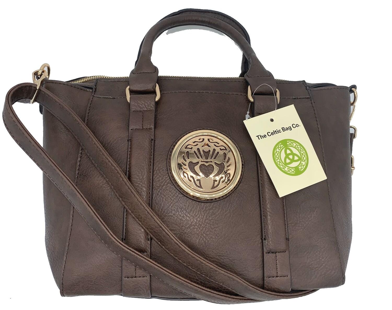 158 Classic Handbag Coffee