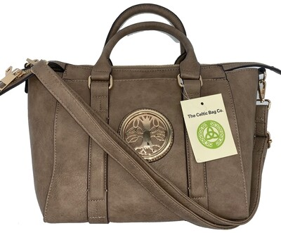 158 Classic Handbag Khaki