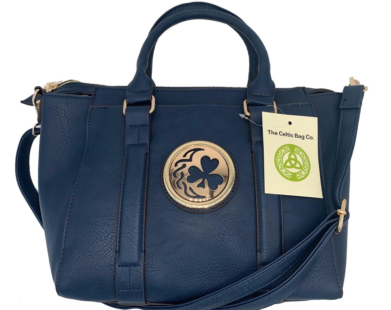 158 Classic Handbag Navy