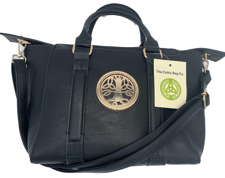 158 Classic Handbag Black