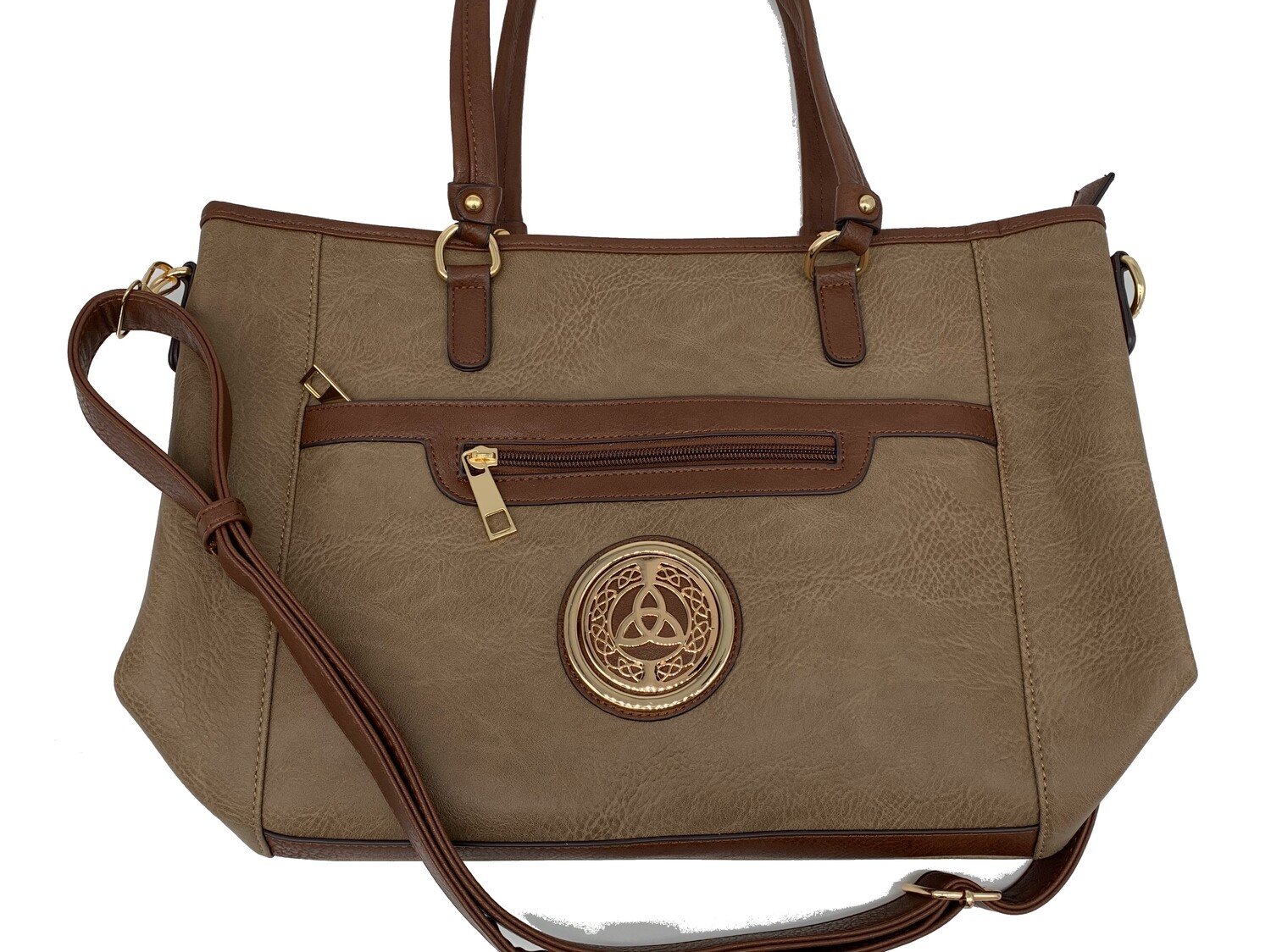 7115 All Day Cross Body Tote khaki