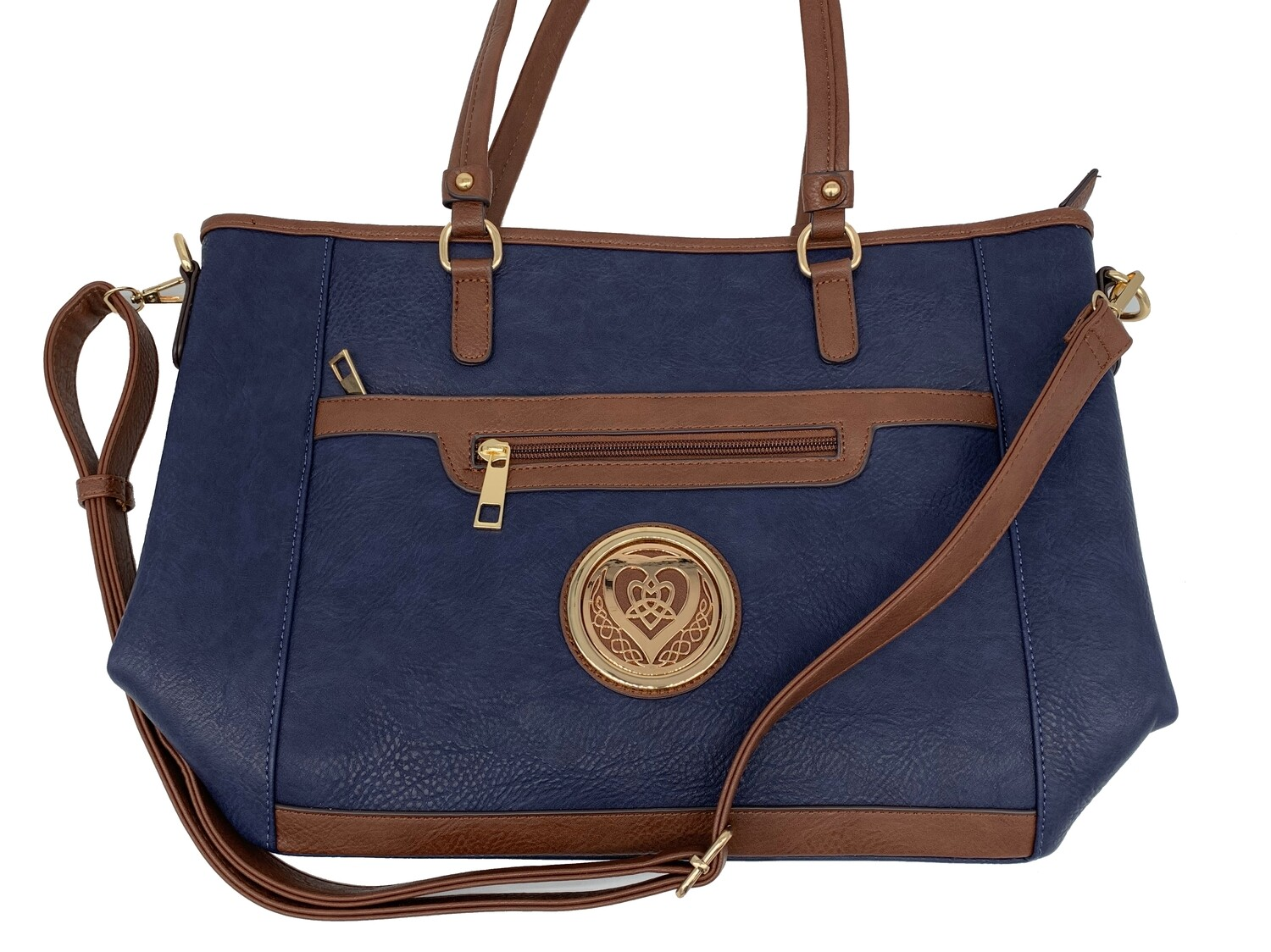 7115 All Day Cross Body Tote navy