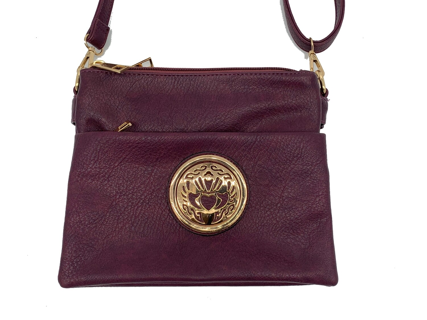 5829 Grab 'Go Cross Body  purple