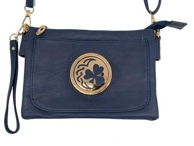 5110 Slip Pocket Cell Phone Bag navy