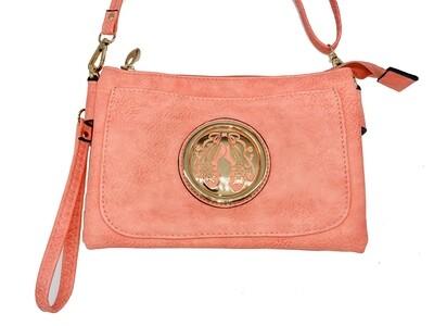 5110 Slip Pocket Cell Phone Bag blush