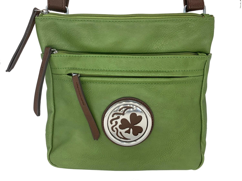 1122 Popular Bag olive grn