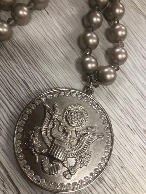 Sisilia Presidential Necklace