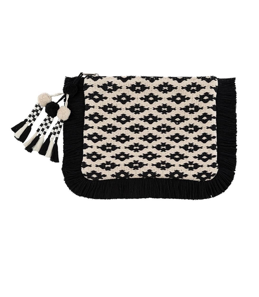 Shiri Aztec Clutch Bag
