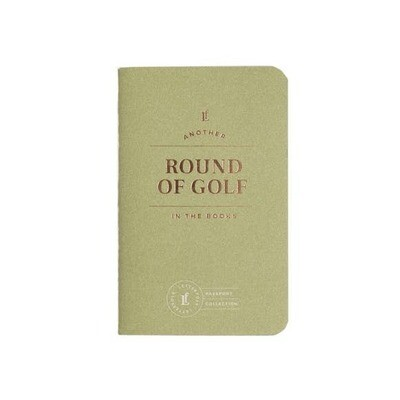 Golf  Passport Journal