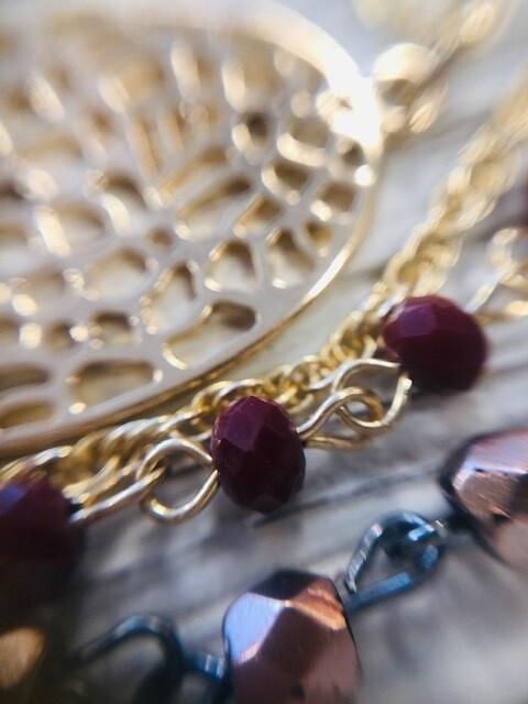 Borlo Multi strand Necklace