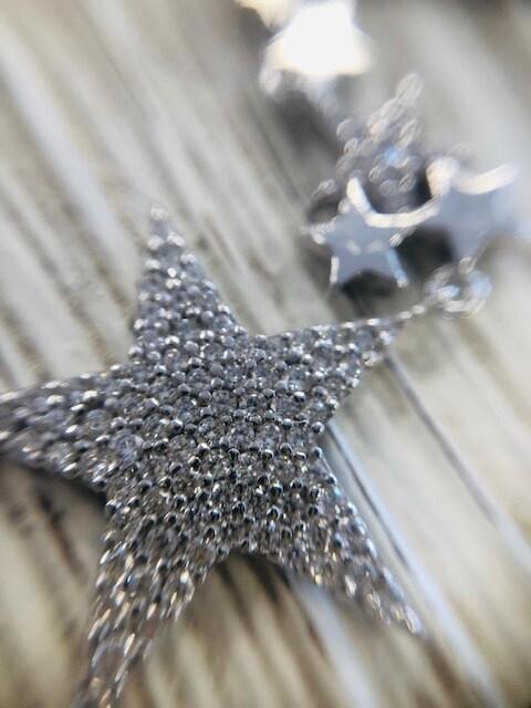 Spangled Stars Necklace