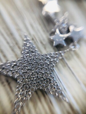 Spangled Stars Necklace