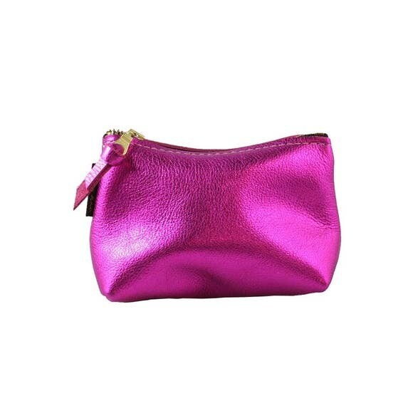 Metallic Small Pouch