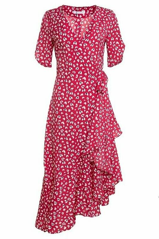 Lillybelle Wrap Dress