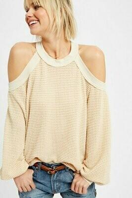 Open Sleeve Sweater
