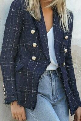 SO Veronica Tweed Jacket