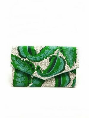 Palm d'or Clutch