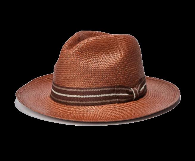Caramelo Panama Hat